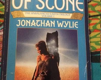 Dreams of Stone  by Jonathan Wylie. volume 1. Corgi Edition Published 1989
