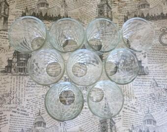 Vintage Glass Shot Glasses Vintage barware Drinking decanter Glass drinks set Drinking glasses Soviet collectibles Vintage home