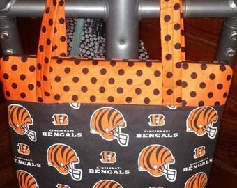 Cincinnati Bengals purse
