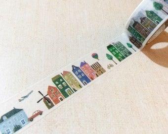 Neighborhood Washi Tape from Japan