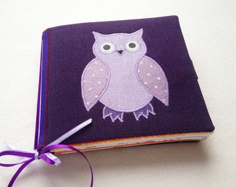 Soft Book for Baby, Toddler's Quiet Book, Baby's First Book of Colors, Colors and Animals, Perfect Gift for Your Baby