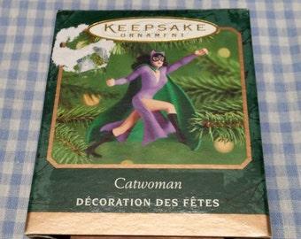 Catwoman Selina Kyle from Batman Hallmark Ornament