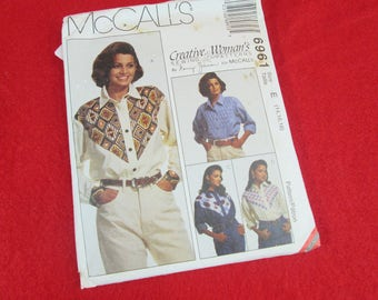 Vintage McCalls, Simplicity and Butterick Sewing Paterns Western Shirt, American Girl & Historical Costume