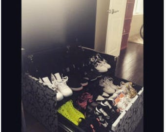 Giant Sneaker Boxes