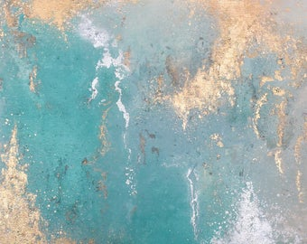 Maldives Abstract Painting