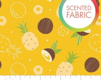Camelot Fabric Scented Collection - Pineapple/Coconut Pattern #21422065C