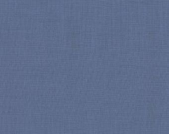 Kona Cotton Solid Fabric - Slate - Sold by the 1/2 Yard