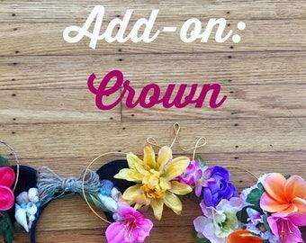 Add-on: Crown Add On | Wire Crown