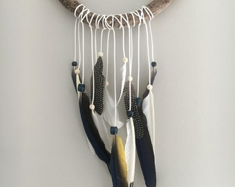 Gypsy Dancer -  Macaw Feather Hanging