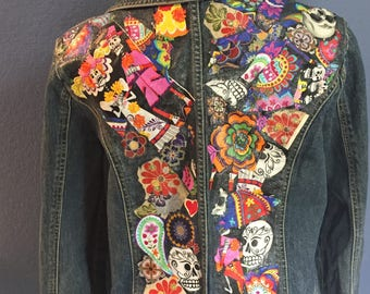 Custom Denim Jacket!