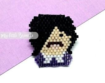 "Brooch ""Prince"""