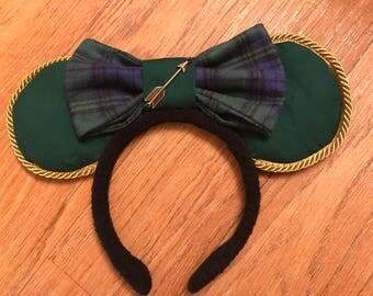 Merida Mickey Ears, Brave Disney Ears, Custom Disney Inspired Ears