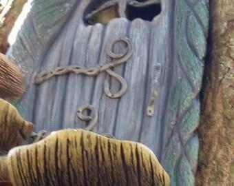 Fairy Door exterior