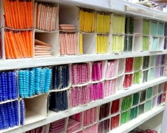 """Custom Solid color fabric piping, 3 yd rolls, 1/2"""" bias tape piping"""