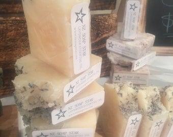 New Zealand Lavender Natural Soap