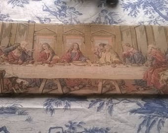 French Tapestry of The Last Supper