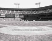 Candlestick Park Photograph - Field Level View