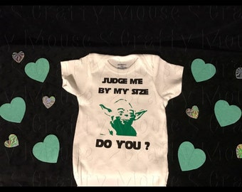 Star Wars Baby clothes/Star Wars Baby/Yoda baby bodysuit/Star Wars baby bodysuit/ baby bodysuit/Baby Boy Clothes/ Baby Girl Clothes