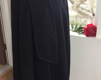 Vintage german wool cape