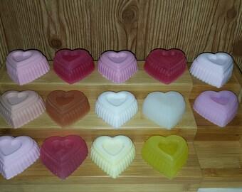 Heart Bar Soaps
