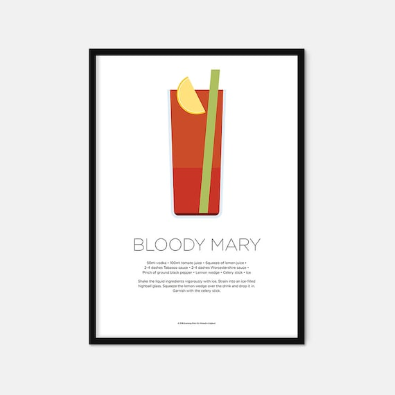 bloody mary drink clipart - photo #50