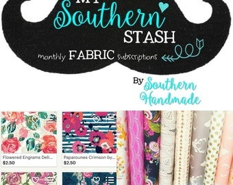 JULY Fabric Subscription