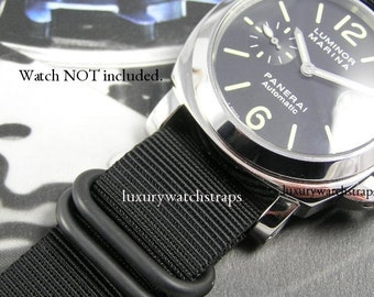 Superb ballistic nylon Zulu G10 Nato® watch strap for Breitling Navitimer Bentley Chronomat Evolution Aerospace Seawolf Skyracer Watch