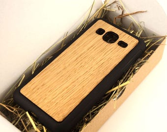 Real Oak  Wood Samsung Galaxy J3/J5/J7 (2015/2016) case | Galaxy J5/J7 wood case | Galaxy J5/J7 wooden cover