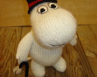 MumithrollThe MoominsSoft toy
