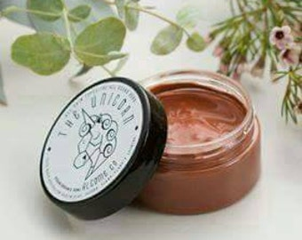 Skin Brightening Australian Red Clay Mask / The Unicorn Natural Clay Facemask / Revitalise and Glow! Vegan Organic / Natural Skincare