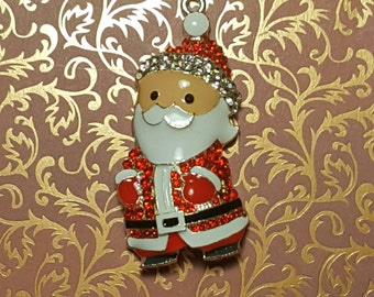 Sweet Mr.Claus Needle minder / Strong Magnets/ Needle Nanny / Needle Minder / Chart Magnets / Needle Holder/ Neodymium / Rare Earth