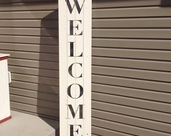 Welcome Sign, Welcome Sign Front Porch, Welcome Sign Front Door, Wood Welcome Sign, Pallet Welcome Sign
