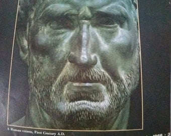 Life Magazine Roman Series Part 1 and Part 5 from 1966