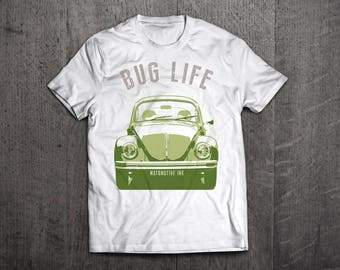 VW Beetle t shirt, Beetle shirts, BUG shirts, Bug & Bus, volks shirts, cars shirts, cars tshirts, men t shirts, women t shirts, german cars