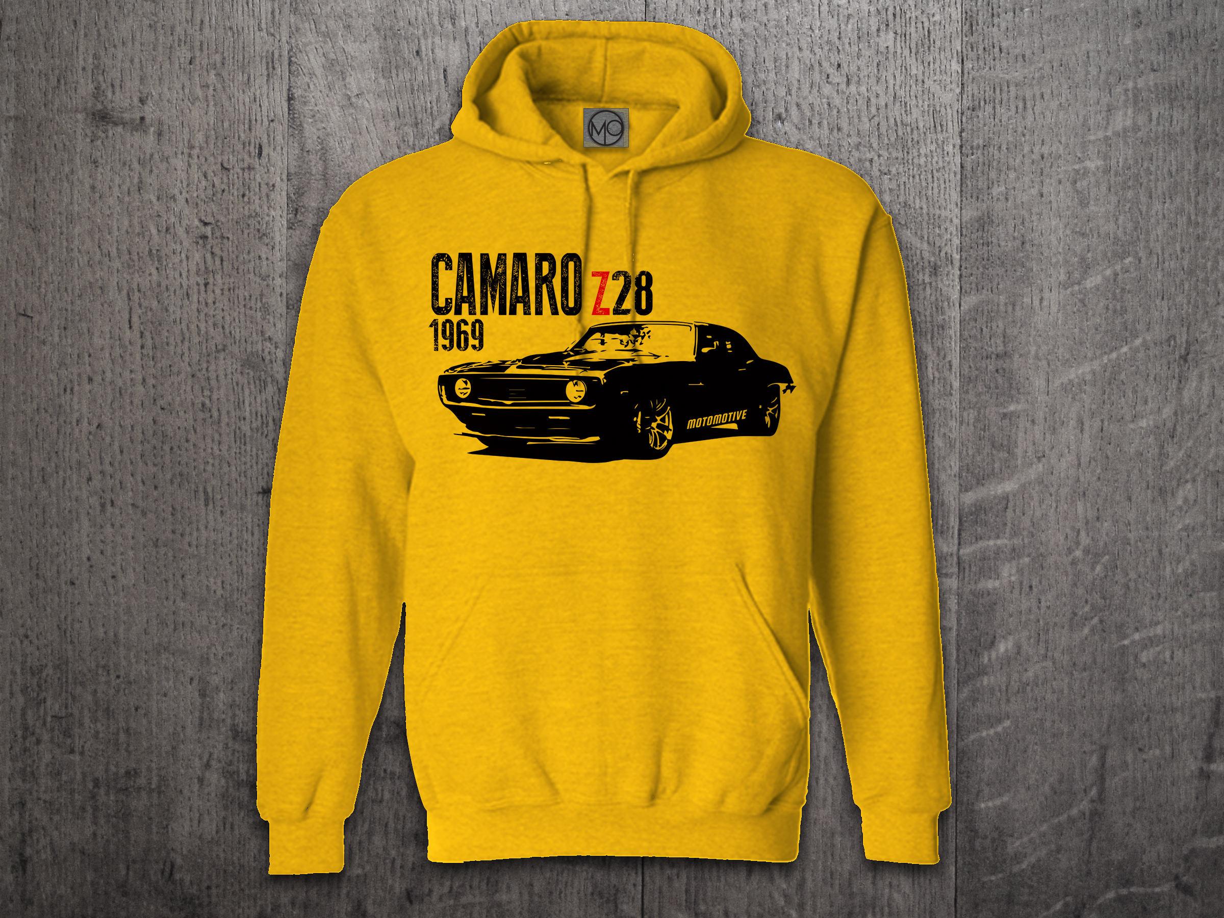 Camaro hoodie