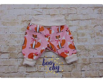Little Foxy lady Harem pants