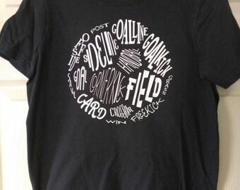 Sports Mashup T-shirts