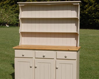 Fab! Solid Pine - Country Kitchen - Shabby Chic Dresser