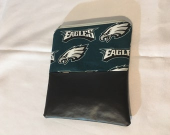 Eagles wallet, pencil case, travel case