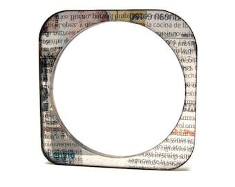 Bracelet square periodic