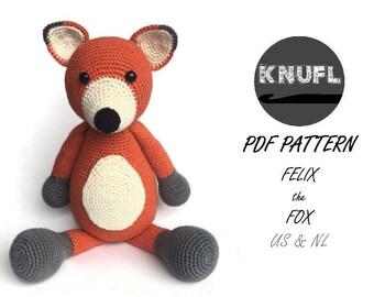 CROCHET PATTERN Felix Fox