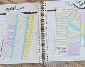 ML08 - Monthly Layout Kit - April