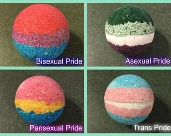 Pride Bath Bombs