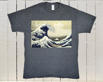 The Great Wave off Kanagawa, The Brilliant Woodblock Print by Katsushika Hokusai