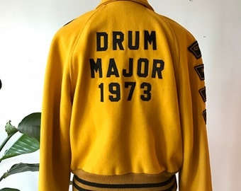 70's vintage varsity jacket SALE was 140