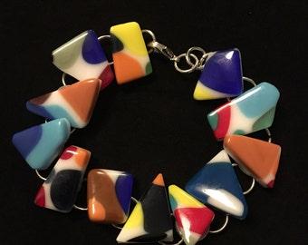 Multi Colored Bracelet II