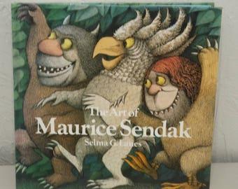 The Art of Maurice Sendak Selma G Lanes Vintage book item