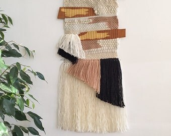 Wallhanging gold touch decoration home