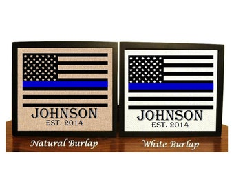Police Graduation Gift, Police Officer, Police Gift, police Officer Gift, Gift for Police, Police Academy, Law enforcement, Thin Blue Line