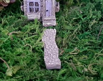 Miniature Teeny Stone Path